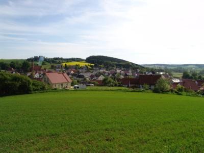Blick auf Hegnenbach. © Gemeinde Altenmünster