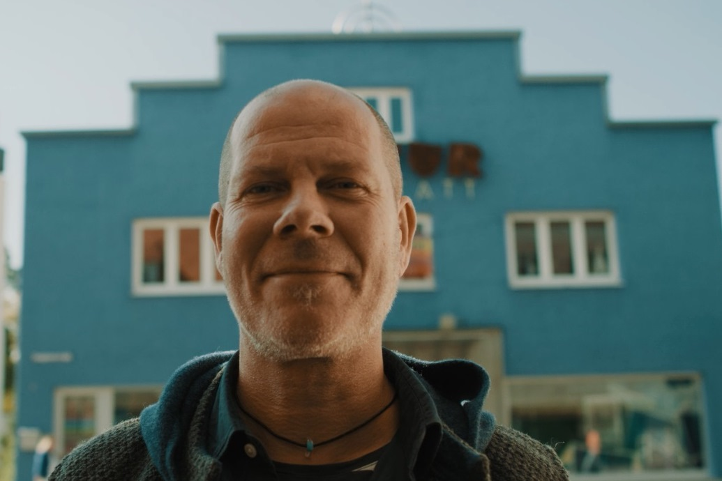 Thomas Garmatsch, Leiter der Kulturwerkstatt
