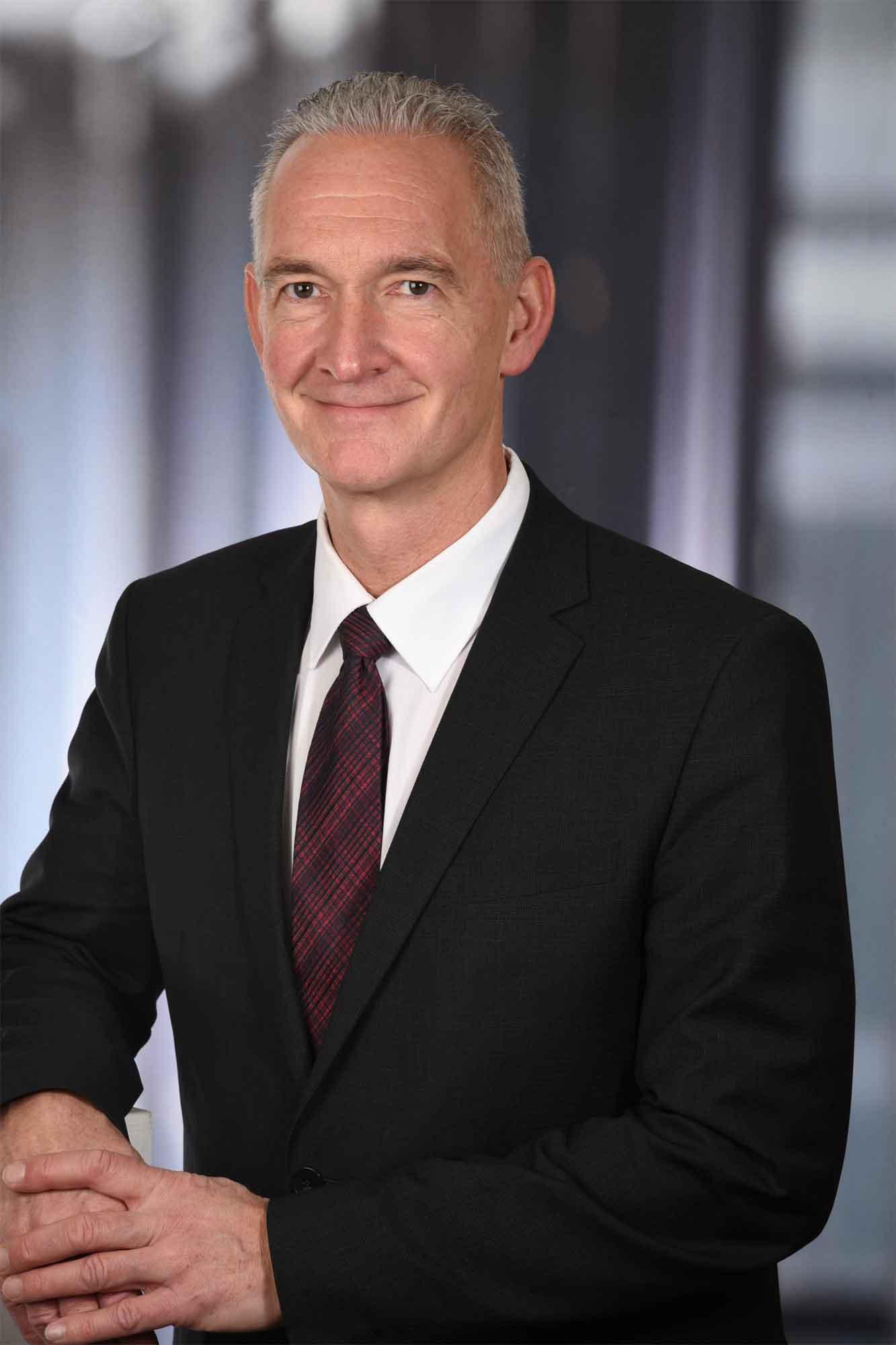 Markus Pferner, Leiter Finanz-, Sozial- und Schulreferat, Vorstandsvorsitzender des Kommunalunternehmen Eisstadion Kaufbeuren