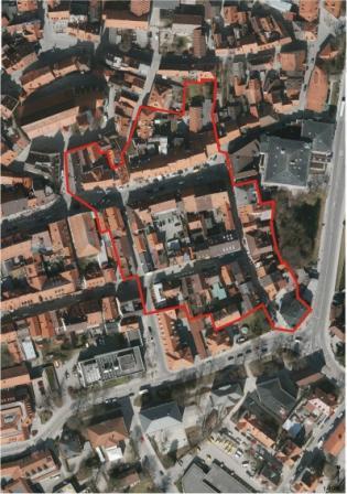 Gebietsumgriff Projektgebiet